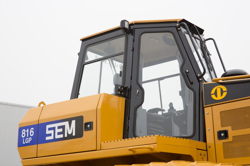 Cabina de Tractor SEM